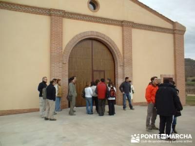 Ribera del Duero - Bodega denominación origen Ribera de Duero; senderismo en madrid grupos; senderi